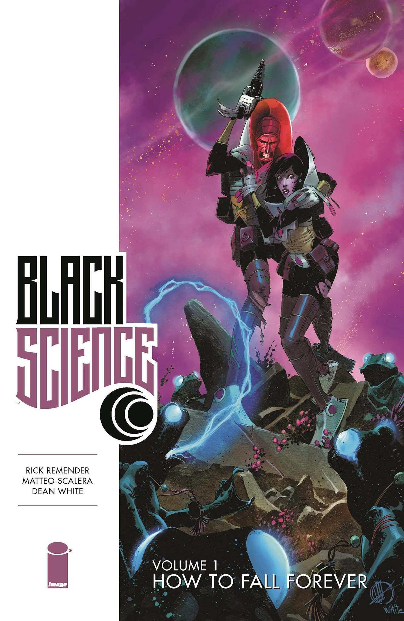 Black Science Vol 1 TP: How to Fall Forever