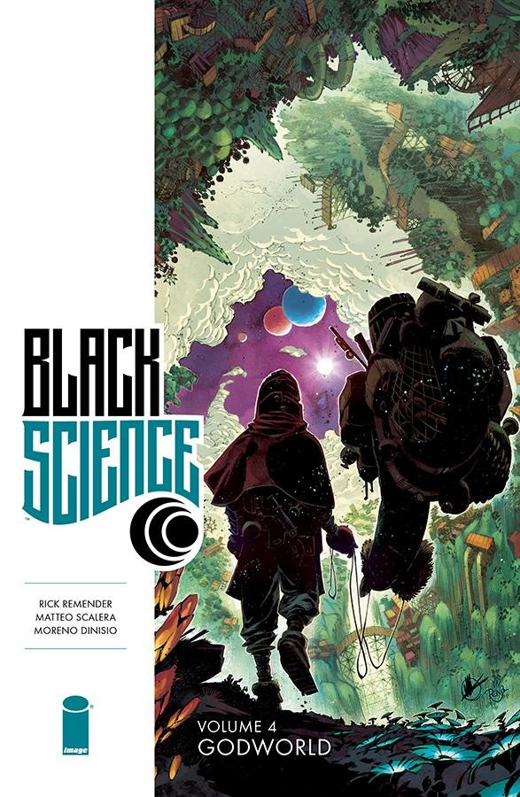 Black Science Vol 4 TP: Godworld