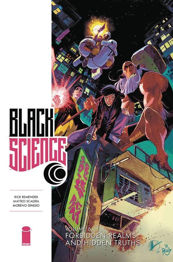 Black Science Vol 6 TP: Forbidden Realms and Hidden Truths