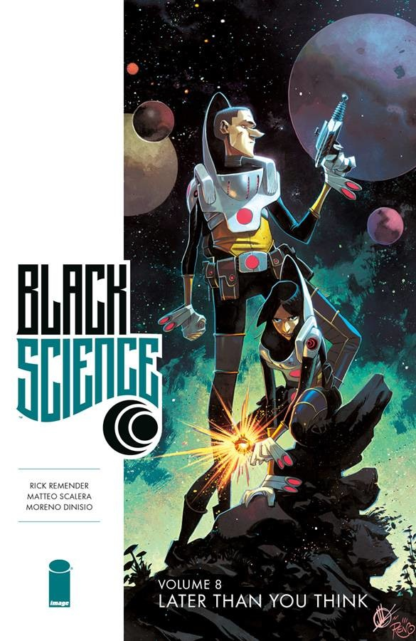 Black Science Vol 8 TP: Later Than You Think