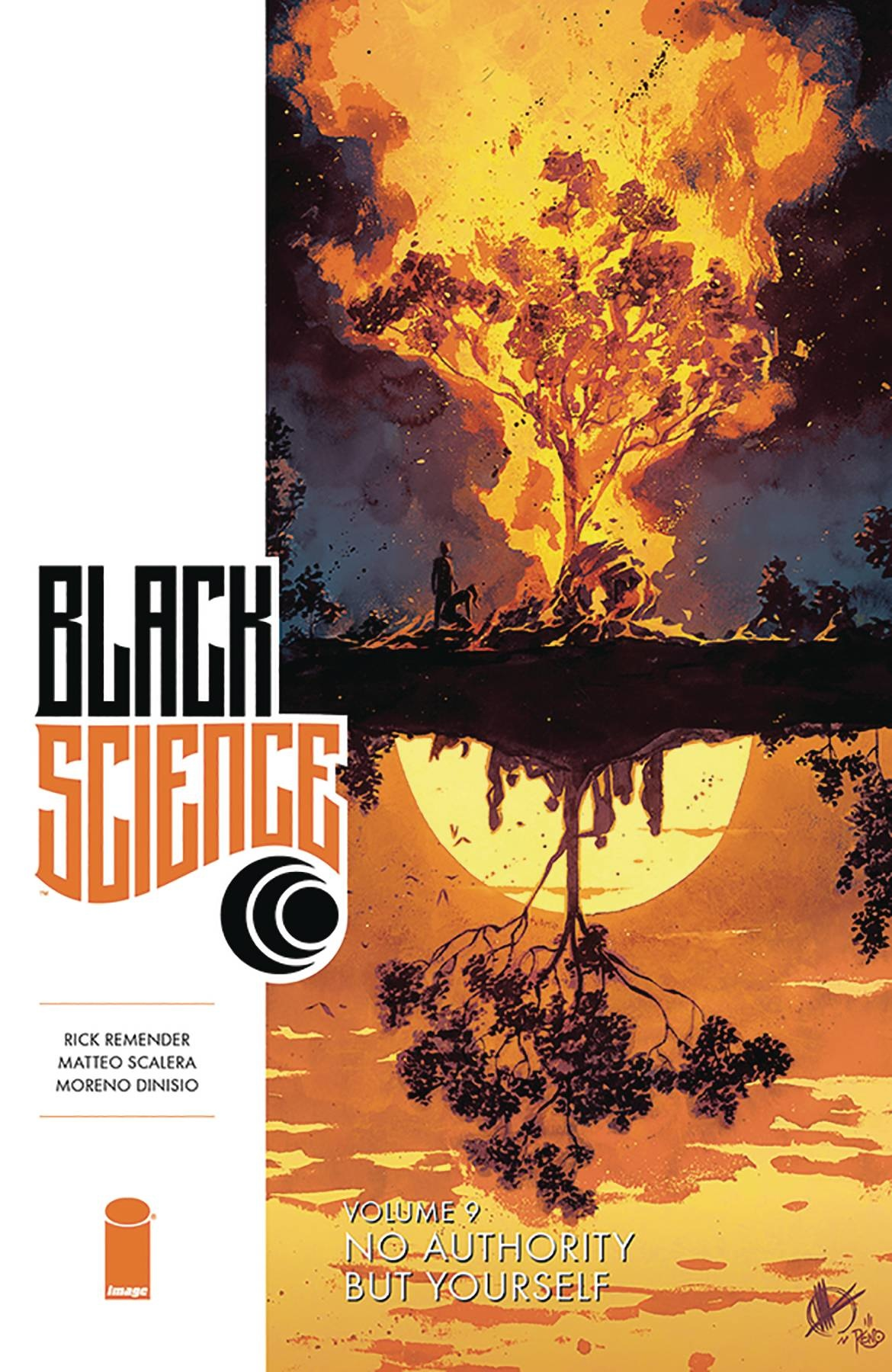 Black Science Vol 9 TP: No Authority But Yourself