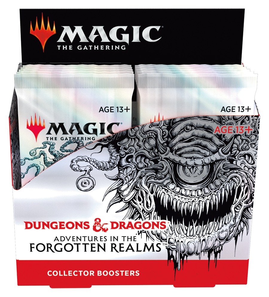 D&D Adventures in the Forgotten Realms Collector Booster Box (July 23)