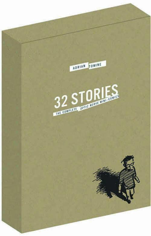 Drawn & Quarterly 32 Stories: The Complete Optic Nerve Box Set