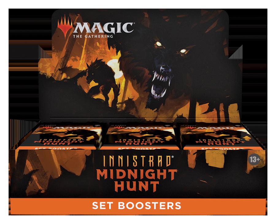 Innistrad Midnight Hunt Set Booster Box (Sep17)