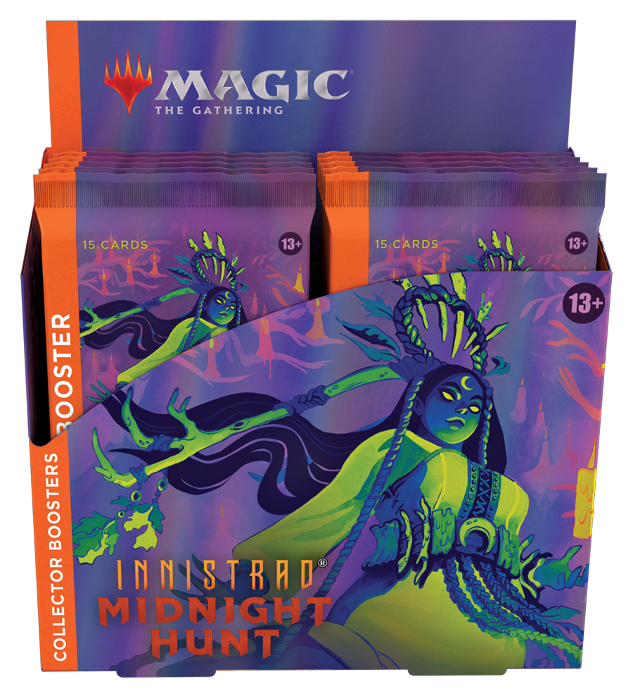 Innistrad Midnight Hunt Collector Booster Box (Sep24)