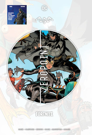 Batman Fortnight: Zero Point GN