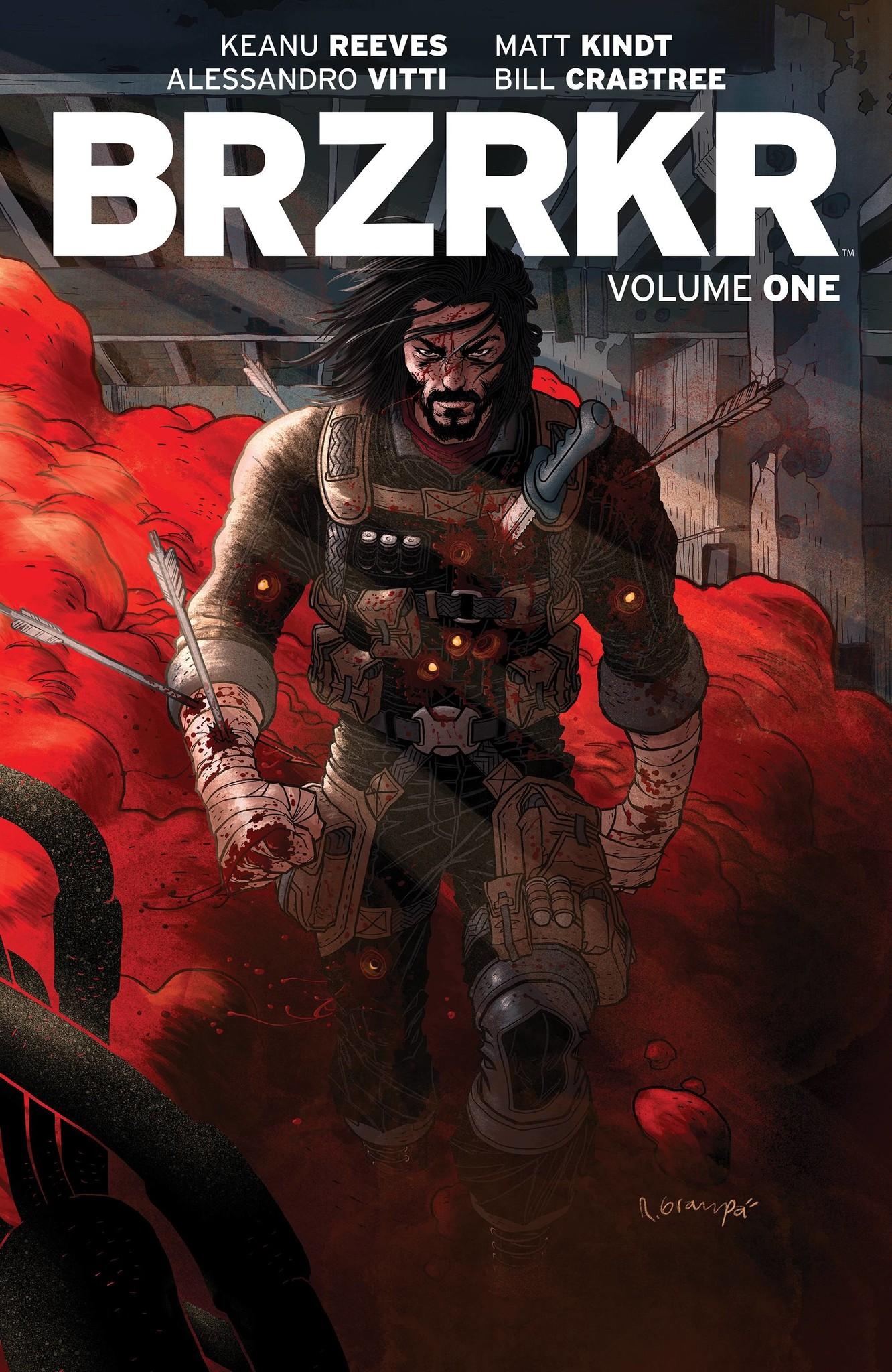 Boom Comics BRZRKR v.1 TP
