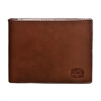 MANCINI RFID SLIM BILLFOLD WITH TOP END FLAP (52154)