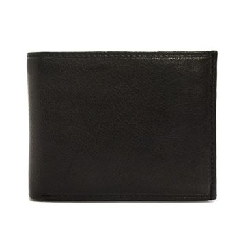 MANCINI SLIM RFID BILLFOLD WITH END FLAP (98-157)