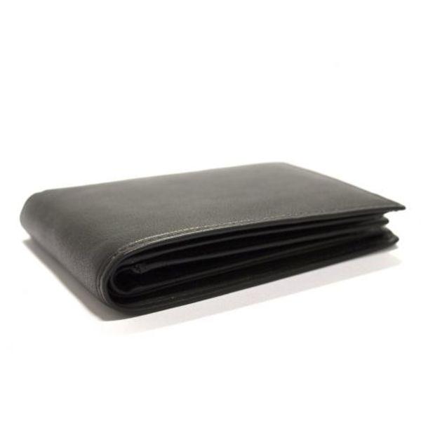 MANCINI SLIM RFID BILLFOLD WITH END FLAP (98-157)