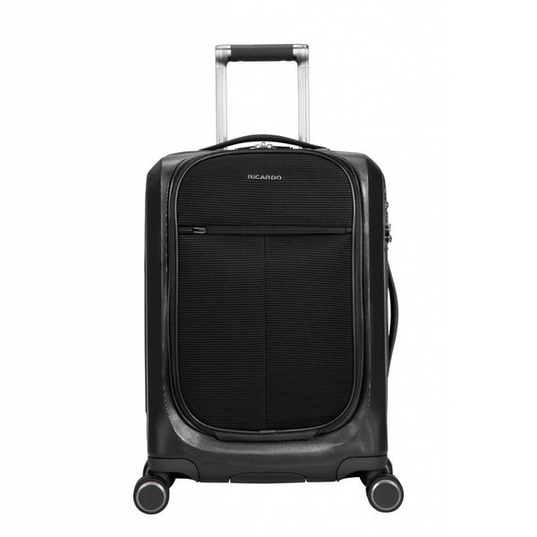 "RICARDO CUPERTINO 19"" SPINNER (R5019) BLACK"
