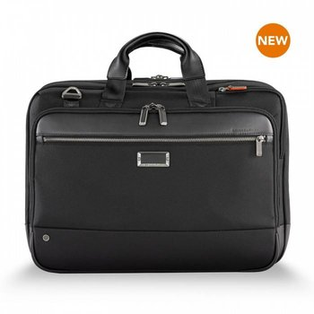 BRIGGS & RILEY @WORK LARGE EXPANADABLE BRIEFCASE (KB437X)