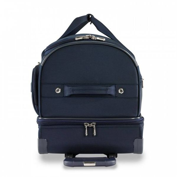 BRIGGS & RILEY BASELINE MED UPRIGHT DUFFLE, NAVY (UWD127-5)