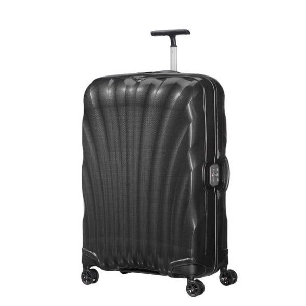 "SAMSONITE BLACK LABEL LITE-LOCKED LARGE 28"" BLACK"