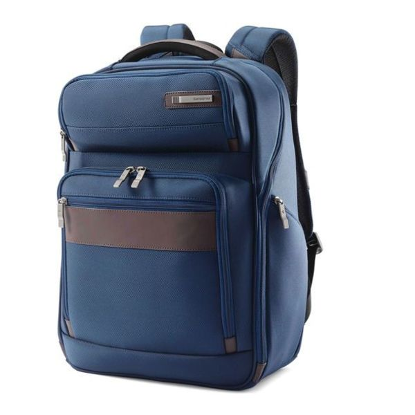 SAMSONITE KOMBI LARGE BACKPACK LEGION BLUE (92310)