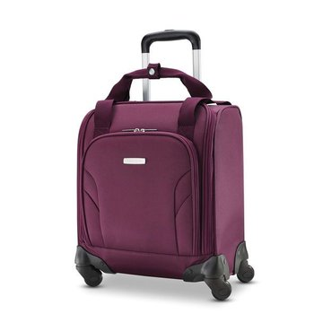 SAMSONITE UNDERSEATER SPINNER WITH USB PORT (112934)