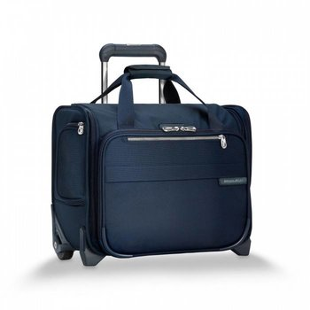 BRIGGS & RILEY ROLLING CABIN BAG, NAVY (U116-5)