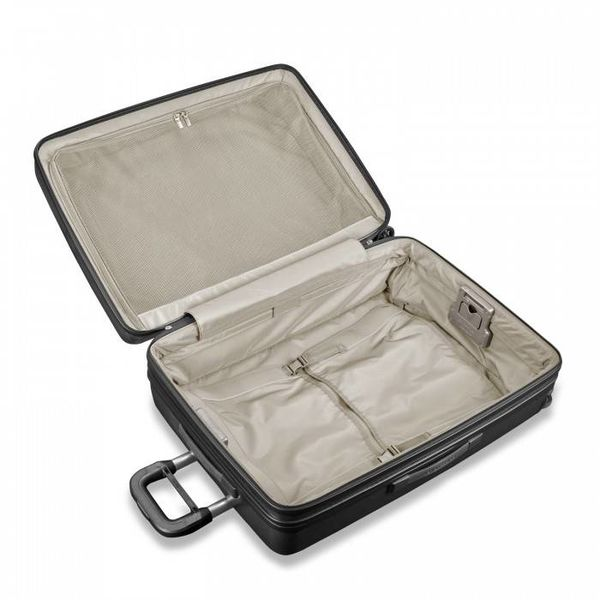 BRIGGS & RILEY SYMPATICO LARGE EXPANDABLE SPINNER (SU130CXSP) ONYX