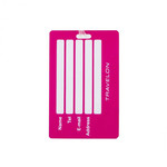 TRAVELON PERSONAL EXPRESSIONS LUGGAGE TAG