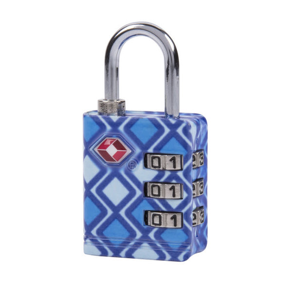 TRAVELON TSA ACCEPTED LUGGAGE LOCK (12790)
