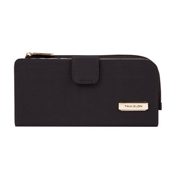 TRAVELON SLIM ZIP WALLET (43397)