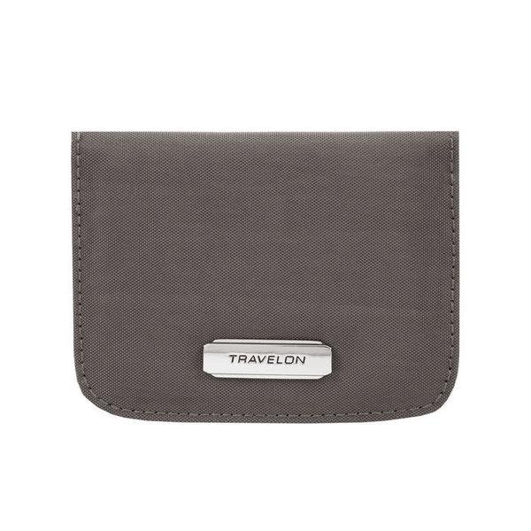 TRAVELON BIFOLD CARD CASE (43396)