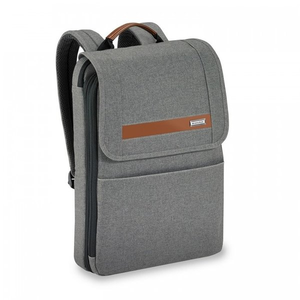 BRIGGS & RILEY KINZIE 2.0 SLIM EXPANDABLE BACKPACK (ZK265X)