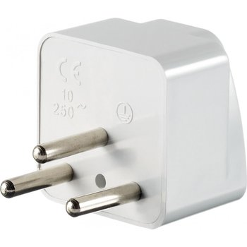 GO TRAVEL NA TO ISRAEL GROUNDED PLUG (370)