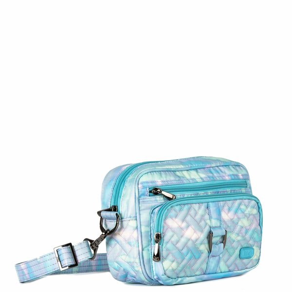 LUG CAROUSEL 3 MINI CROSS-BODY