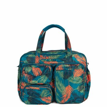LUG PUDDLE JUMPER DUFFEL