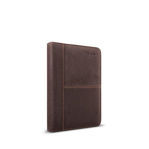 SOLO NEW YORK PREMIERE UNIVERSAL LEATHER PADFOLIO