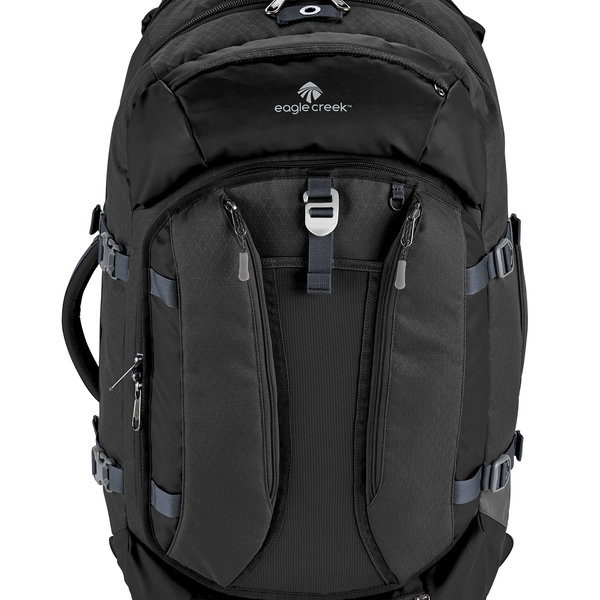 EAGLE CREEK GLOBAL COMPANION 65L TRAVEL PACK (EC0A3KE2010) BLACK