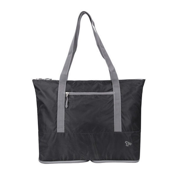 TRAVELON FOLDING PACKABLE TOTE (43444)