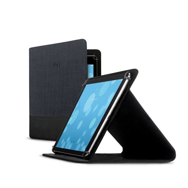 SOLO NEW YORK VELOCITY UNIVERSAL LARGE TABLET CASE (UNL2022-4)