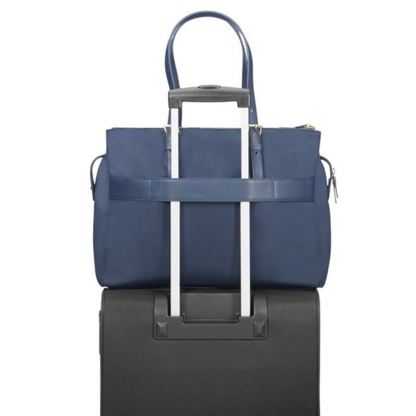 "SAMSONITE KARISSA BIZ ORGANISED 14.1"" SHOPPER (88235)"