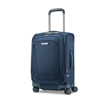 SAMSONITE SILHOUETTE 16 EXPANDABLE CARRY-ON SPINNER (120402)