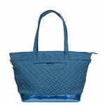 LUG AVION TRAVEL TOTE NAVY / NAVY