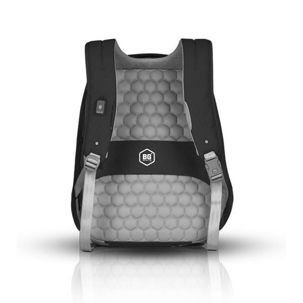 "BG BERLIN METROBAG 17"" BACKPACK (BG-METROBAG-2)"