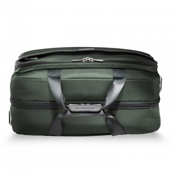 BRIGGS & RILEY TRANSCEND CLAMSHELL CABIN BAG (TD441)