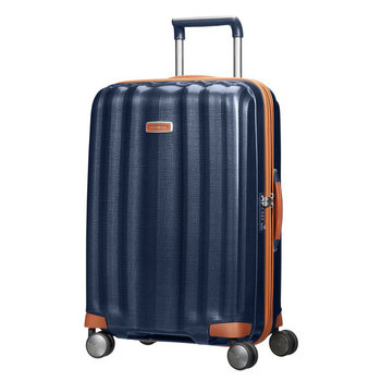 "SAMSONITE BLACK LABEL LITE-CUBE DLX 25"" SPINNER, MIDNIGHT (802321549)"