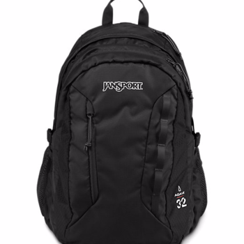 JANSPORT AGAVE BACKPACK, BLACK (JS00T14F)