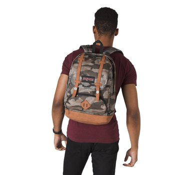 JANSPORT BAUGHMAN BACKPACK, CAMO OMBRE (JS00T44A)
