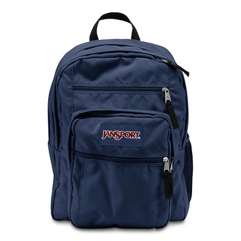 JANSPORT BIG STUDENT BACKPACK, NAVY (JS00TDN7)
