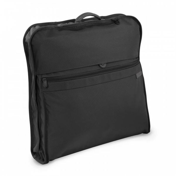 BRIGGS & RILEY CLASSIC GARMENT COVER, BLACK (389)