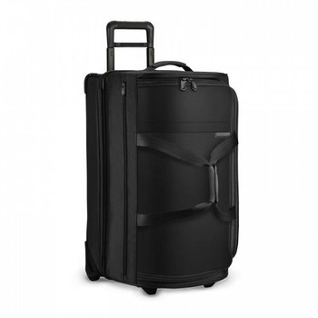 BRIGGS & RILEY BASELINE MED UPRIGHT DUFFLE, BLACK (UWD127)