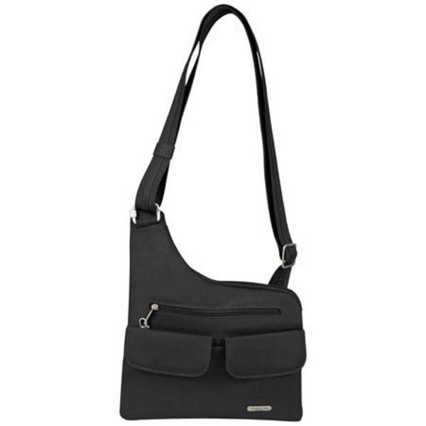 TRAVELON ANTI-THEFT CLASSIC CROSSBODY BAG(42373)