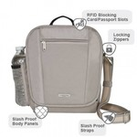 TRAVELON ANTI-THEFT CLASSIC MEDIUM TOUR BAG (42472)