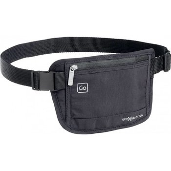 GO TRAVEL RFID MONEY BELT, ASSORTED (675)