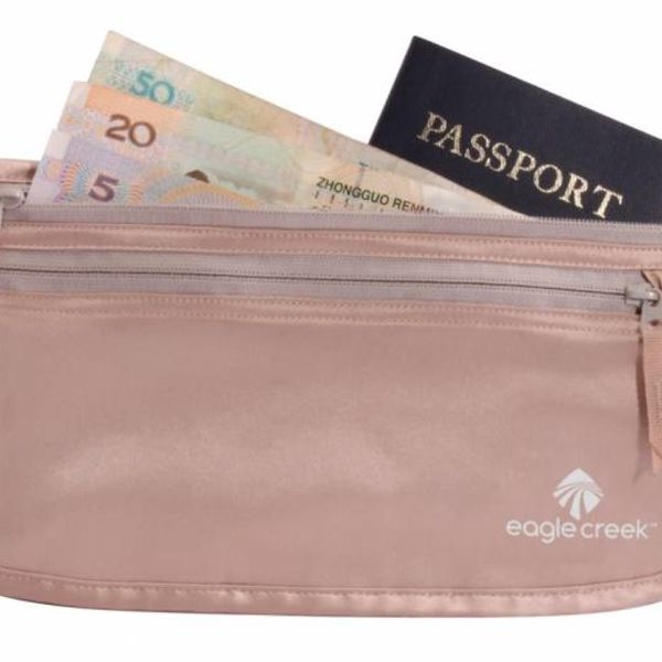 EAGLE CREEK SILK UNDERCOVER MONEY BELT (EC041123)