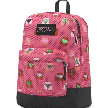 JANSPORT BLACK LABEL SUPERBREAK BACKPACK, BEACH BUMS (JS00T60G)